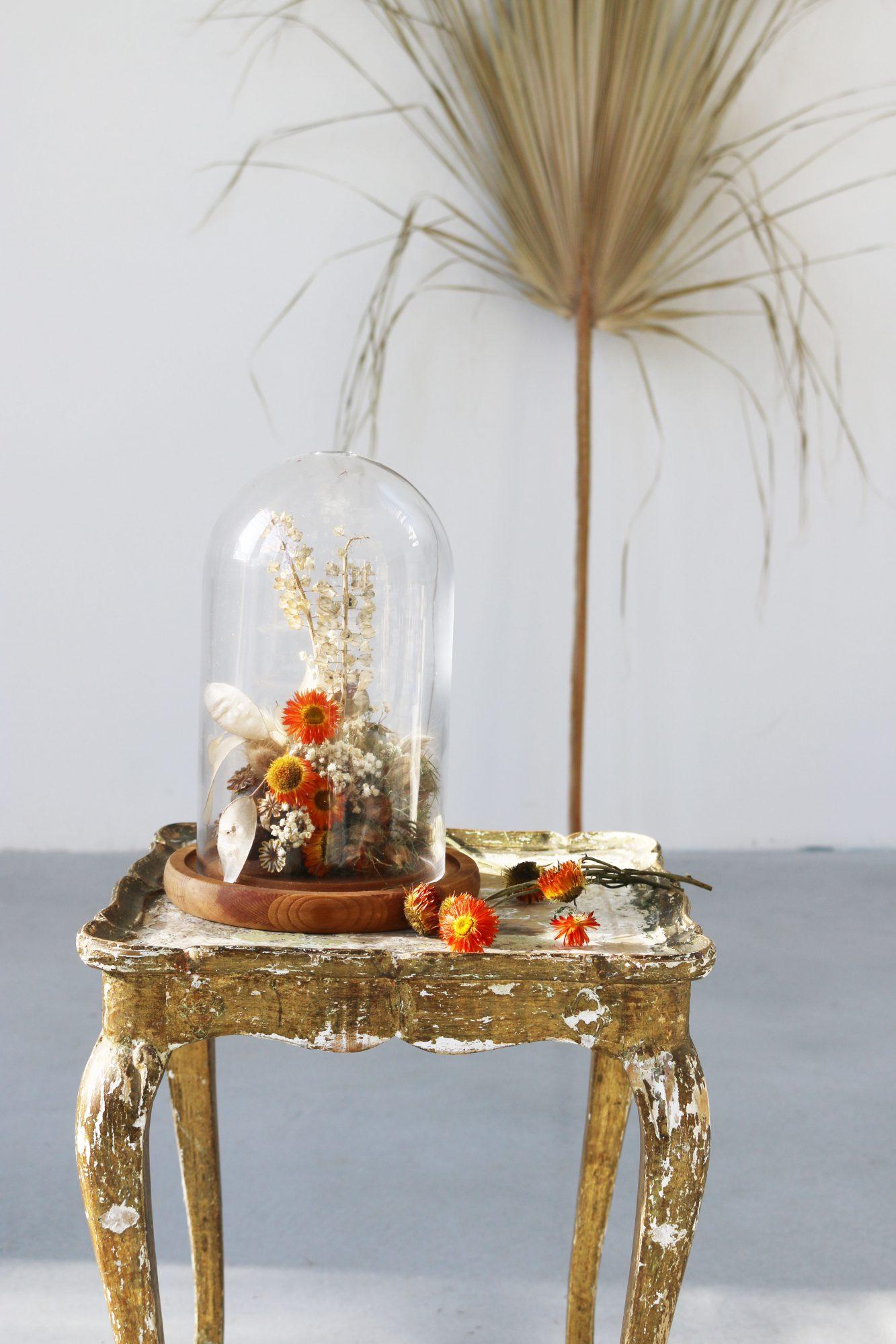 stolp droogbloemen