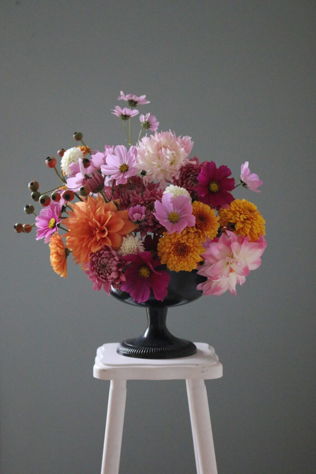 bloemenstilleven november
